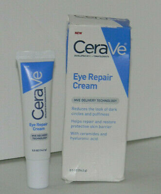 Cerave Eye Repair Cream 0 5 Oz Ebay