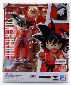 S.H. Figuarts Dragonball Kid Goku Action Figure BANDAI USA IN STOCK AUTHENTIC