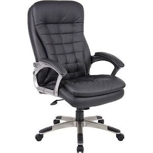 High Back Office Chair Big And Tall Executive Heavy Duty ...