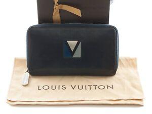 9ebc87d56fe6 Image is loading Authentic-Louis-Vuitton-mens-LV-cup-zippy-wallet