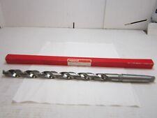 Nachi 1059216 5764 118 Mt3 Drill L651 18 Hss Right Hand Cut Bright Finish