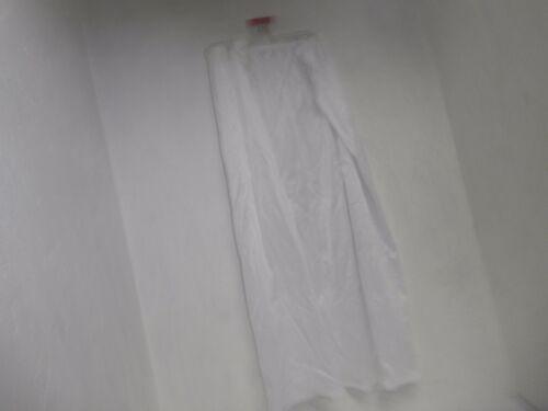 Vassarette Women/'s 11122 Half Slip White Large  NWOT!!!