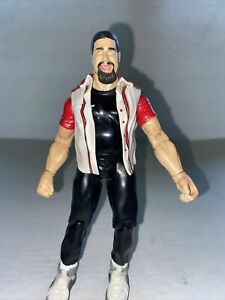 1999 WWF WWE Jakks Mick Foley TTL Wrestling Figure White Attitude shirt Mankind