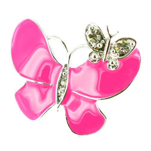 Esmalte Mariposa Anillo más colores disponibles