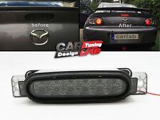 Smoked lens 3rd Third Brake Stop Led Light Lamp Fits 2004-2008 Mazda RX8 RX-8