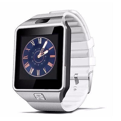 DZ09 MTK6261D Bluetooth Smart Wrist Watch GSM Phone Mate For Android iOS iPhone