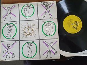 Let The Children Play Comp 2 x LP – Poison Girls Billy Bragg JCC Pauline Black