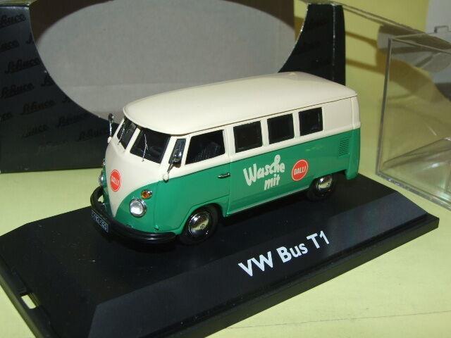 VW COMBI BUS T1 Publicitaire Wasche mit DALLI SCHUCO