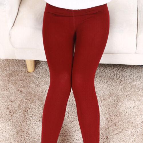 Women Lady Winter Warm Skinny Slim Leggings Stretch Pants Thick Cotton Pants UA