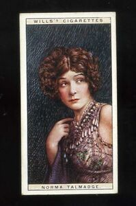 1928-Wills-Cinema-Stars-2nd-series-Norma-Talmadge-24