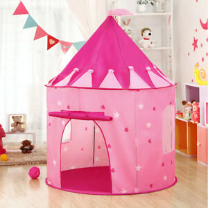 Girls-Kids-Princess-Castle-Cute-Playhouse-Children-Kids-Play-Tent-Outdoor-Toys