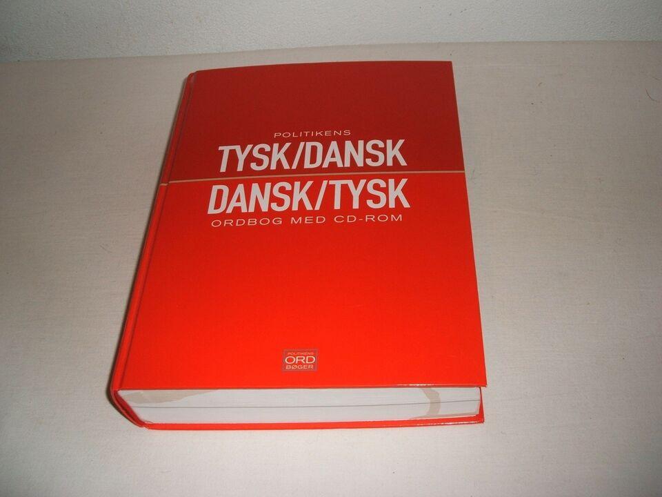 den tyske ordbog