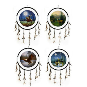You Pick Indian Collection Dream Catcher Wall Decor Feathers Beads Gift Idea 624