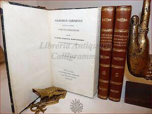 Ligadura-MALIK-Giuseppe-SACRORUM-CARMINUM-DELECTUS-3-volumenes-1833-Pesaro