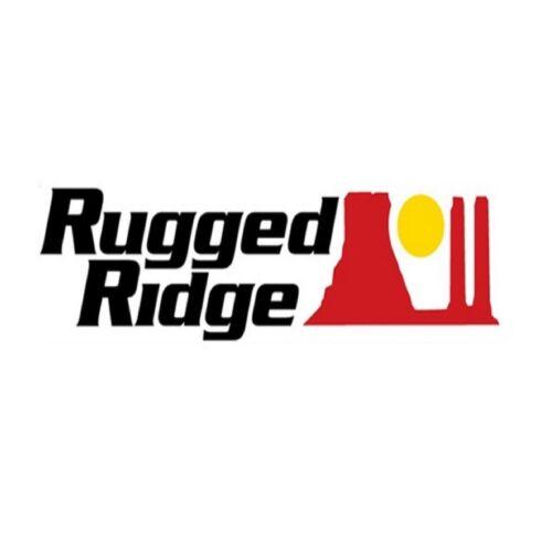 Rugged Ridge Rocker Panel Body Armor 07-18 Jeep Wrangler JK 2 Door 11651.11
