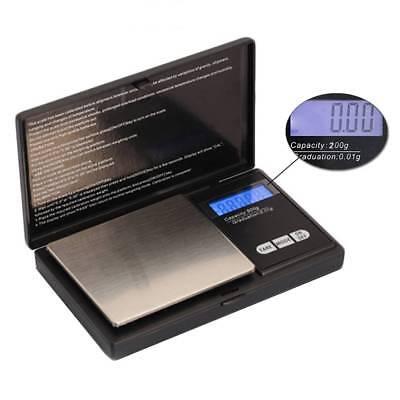 Mini Bilancia Portatile Smart Milligram con Tara e Funzione di Calibrazione Bilancia Elettronica da 0,001 a 50 g con Bilancia ad alta Precisione Bilancia Tascabile con Display LCD Bilancia Digitale
