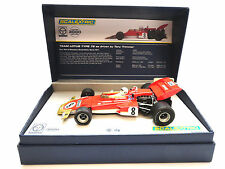 Scalextric Legends Lotus Type 72 Tony Trimmer 1/32 Slot Car 1 of 3000 C3657A