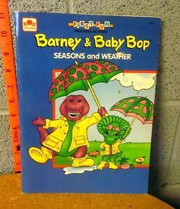 Image Is Loading BARNEY Amp BABY BOP Purple Dinosaur PBS Kids