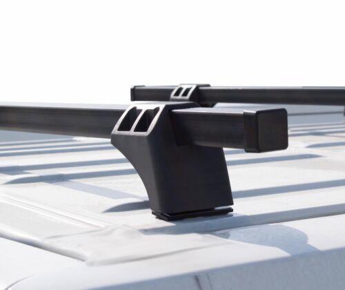 VDP XL pro 200 portaequipajes de techo 200kg para Renault Kangoo a partir de 08 barras de 2