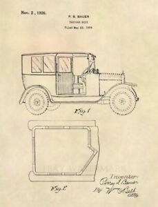 Official-Taxi-cab-Taxicab-US-Patent-Art-Print-Uber-Lyft-Taxi-driver-art-521