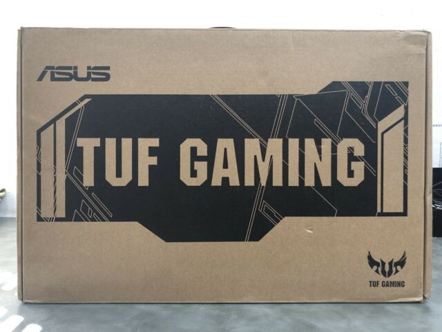 "ASUS TUF FX505DV-EH54 15.6"" (512GB SSD, AMD Ryzen 5 2.10 GHz, 16GB) Laptop -..."
