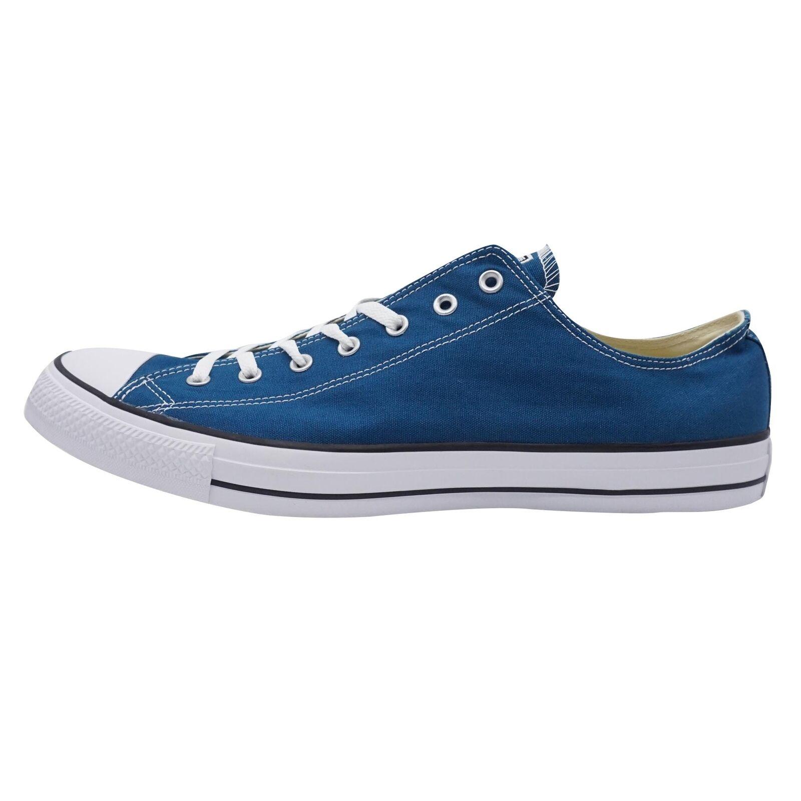 Converse Chuck Taylor Bll Star Ox Unisex Schuhe Sneaker Übergrößen blau XXL