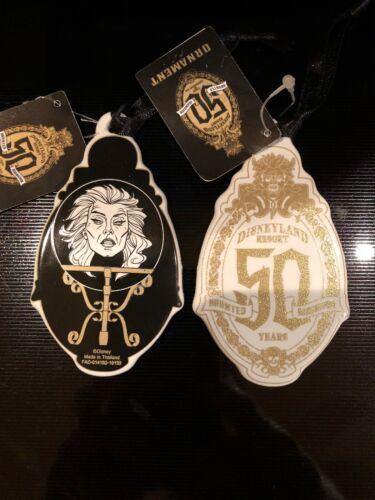 Disney Disneyland Haunted Mansion 50th Anniversary Madame Leota Ornament