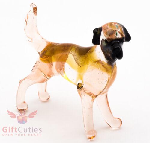 Art Blown Glass Figurine of the Anatolian Shepherd Dog