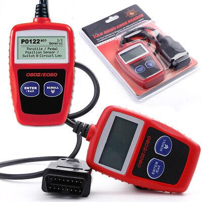 CAR FAULT CODE READER ENGINE SCANNER DIAGNOSTIC RESET OBDII EOBD fits  MERCEDES | eBay
