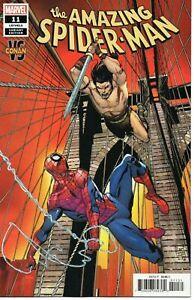 Amazing-Spider-Man-11-February-2019-Marvel-Conan-Vs-Marvel-Variant-NM