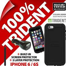 NUOVO Trident Cyclops Custodia Protettiva Rugged per Apple iPhone 6 / 6S + USB Caricabatteria