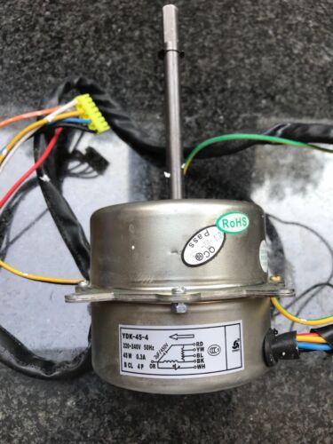 per CHIGO ARIA CONDIZIONATA Ydk-45-4 motore ventola per dispositivo esterno nuovo