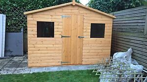 SHEDS-12x10-FREE-DELIVERY-amp-ERECTION
