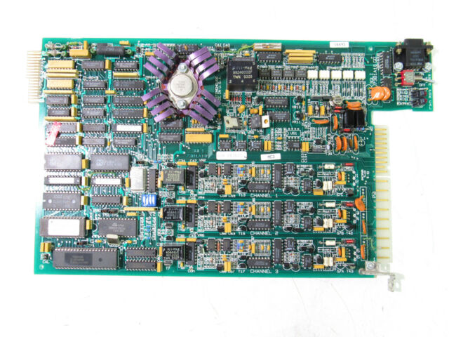 Procesory PLC ADT SIGNAL SYSTEM ALARM PANEL PLC CONTROL UNIT CIRCUIT BOARD CARD 4520-319