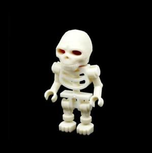 Skeleton Minifigure Castle New Custom