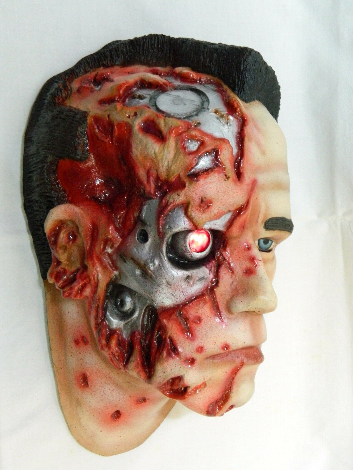 Terminator mask for the wall
