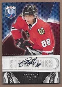 2009-10-BAP-hockey-card-Patrick-Kane-signed-autographed-Chicago-Blackhawks