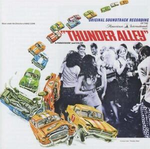 THUNDER-ALLEY-ORIGINAL-SOUNDTRACK-Inc-The-Sidewalk-Sound-NEW-amp-SEALED-CD