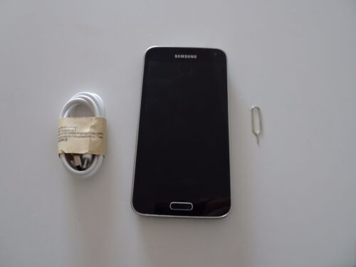1 of 1 - AU STOCK - Samsung Galaxy S5 SM-G900I - Charcoal Black - FOR PARTS