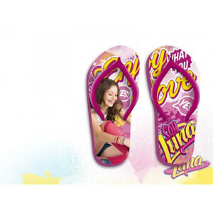 Soja Luna niños Flip Flop