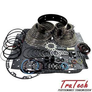 band 1993-2003 Trutech Stock Plus 4L60E  rebuild kit Heavy Duty 3-4 clutch