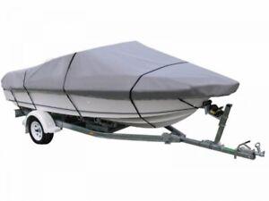 Bootspersenning universell für Boote von 4-4,5 Meter Länge und 2,05 Meter Breite