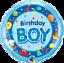 Age-1-An-Joyeux-1st-Anniversaire-Qualatex-Ballons-Helium-Fete-Garcon-Fille miniature 11