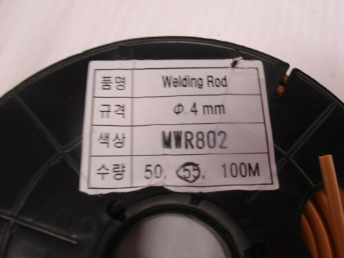 """PVC Welding Rod Thickness 4mm//0.175/"""" Length 54.68 Yds  MWR802"""