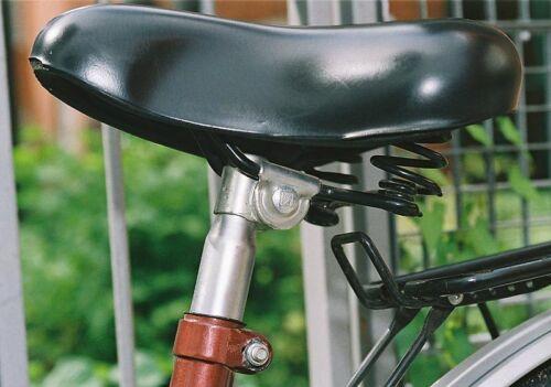 Bicycle Seat Guts Clamp Single Rail Post Saddle Clamp Post Iron