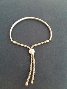 Monica Vinader Fiji Bracelet Sterling Silver Engraved - Potters Bar, United Kingdom - Monica Vinader Fiji Bracelet Sterling Silver Engraved - Potters Bar, United Kingdom