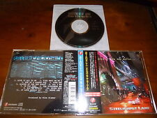 Steelhouse Lane / Slaves Of The New World JAPAN+1 Mike Slamer Seventh Key *E