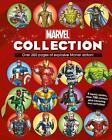 The Marvel Collection: 4 Heroic Stories, Over 100 Stickers Plus Colouring and Activities! by Parragon Books Ltd (Hardback, 2015)