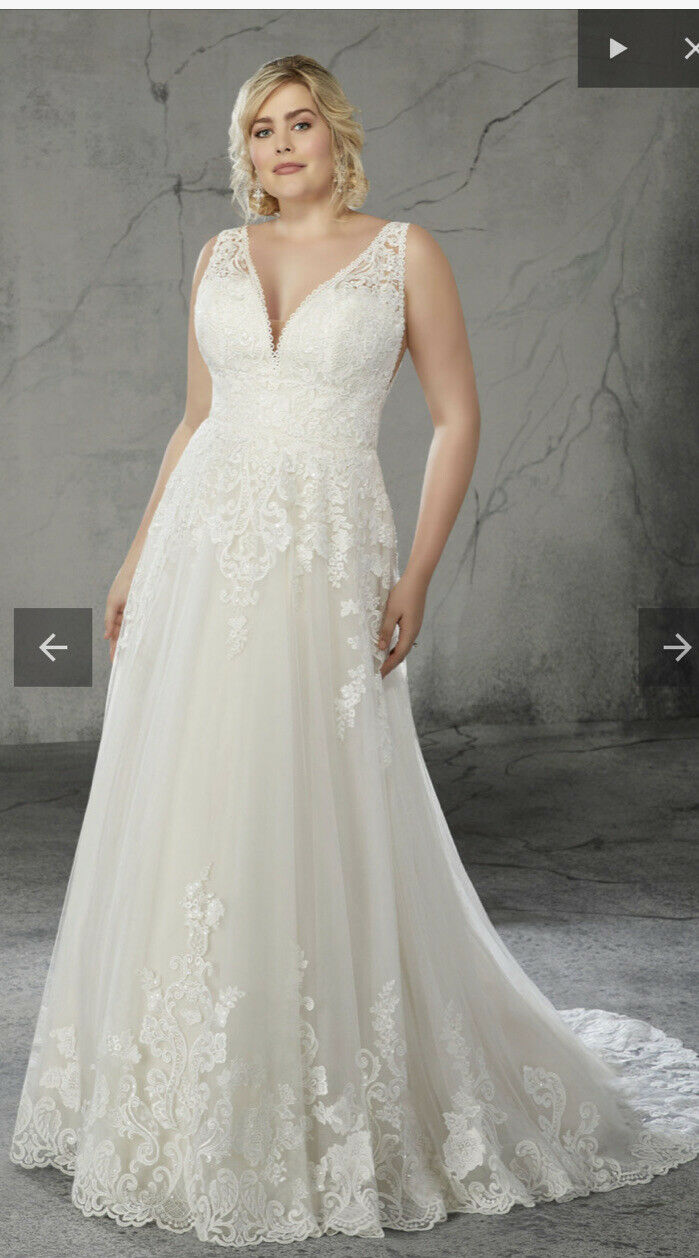 Mori Lee Wedding Size 22 - Brand New With Tags&reciept