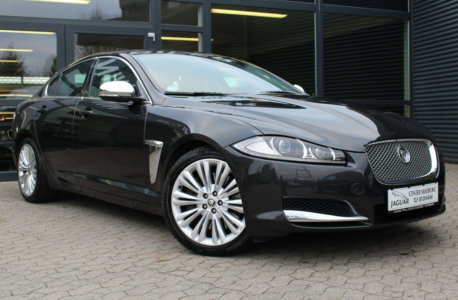 Jaguar XF 3,0 D V6 S Premium Luxury aut. 4d - 339.900 kr.